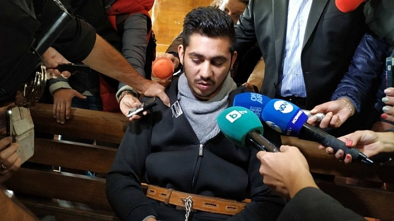 Съдът реши да остави в болницата за лечение обвиняемият за