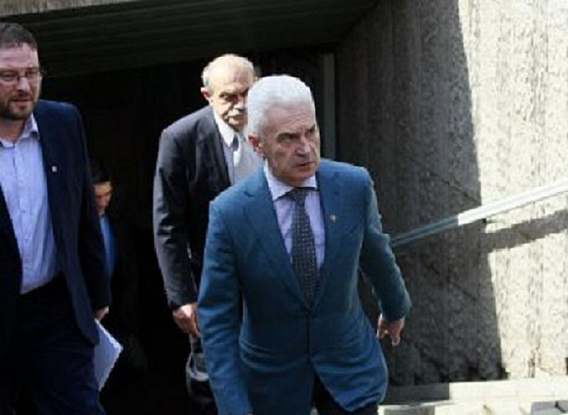 Днес НФСБ и ВМРО са се събрали и са решили