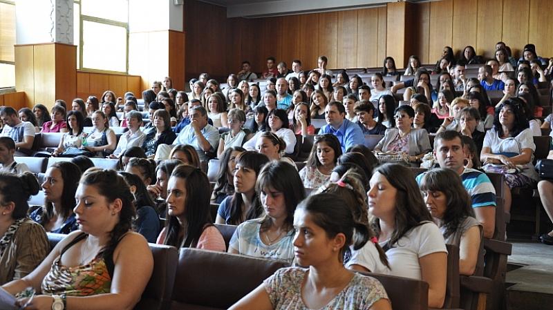Строителна фирма запорира сметките на Великотърновския университет, което блокира изплащането