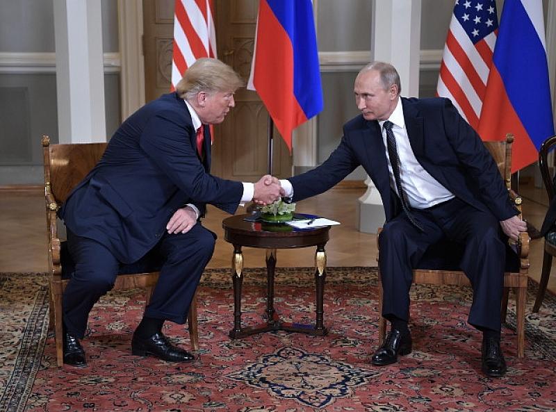 """""""Ние сме две велики ядрени сили. Притежаваме 90 на сто"""
