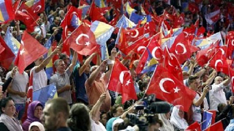Турция обвини Гърция в подкрепа на участниците в опита за
