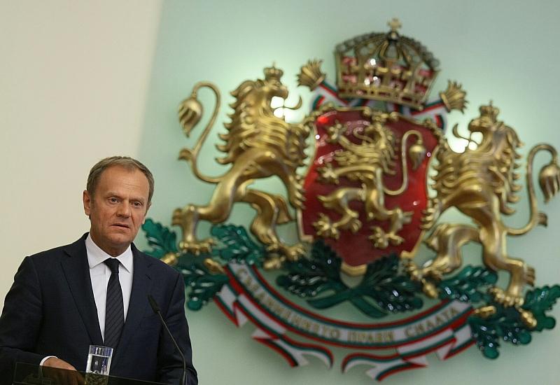 Държавните и правителствени глави на 27-те страни-членки на Европейския съюз