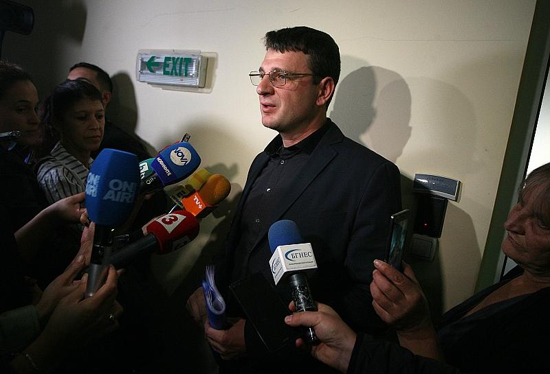 Строителният предприемач Александър Ваклин отрече част от твърденията на бившия