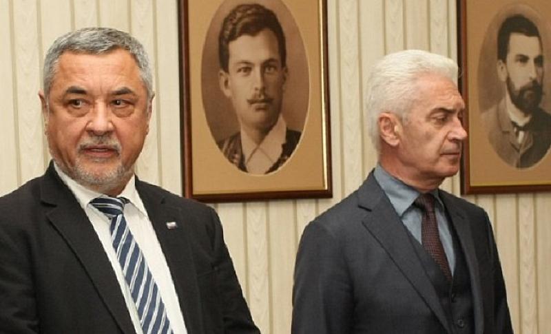 Днешното заседание е провалено от депутатите от НФСБ, които не