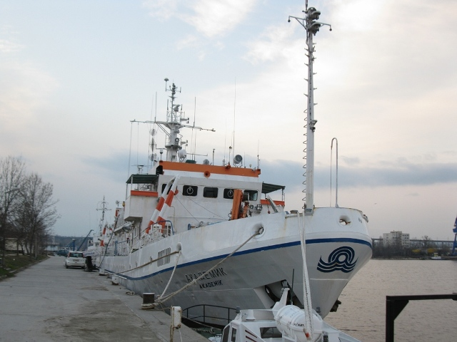 Румънската Гранична полиция използва оръжие, за да спре турски риболовен