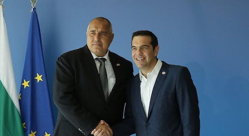 Министър-председателят Бойко Борисов и гръцкият премиер Алексис Ципрас ще дадат