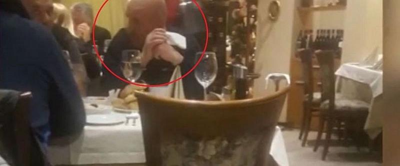 Снимка: Само във Фрог: ДАНС засекли политик на срещата с Ценко Чоков