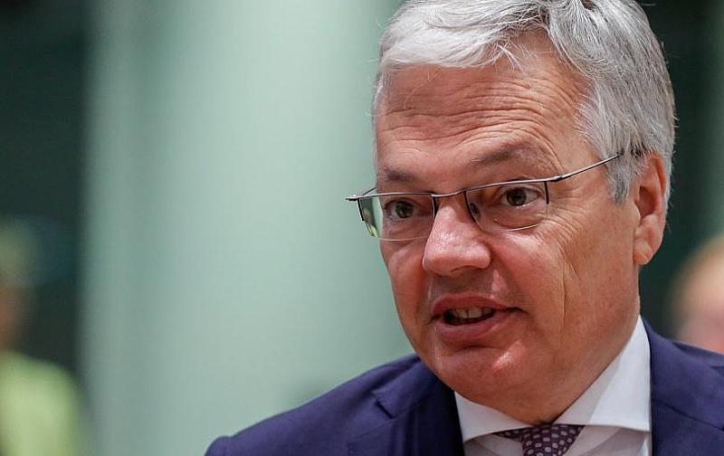 Белгийската прокуратура разследва за корупция кандидатът за еврокомисар Дидие Рейнърдс,