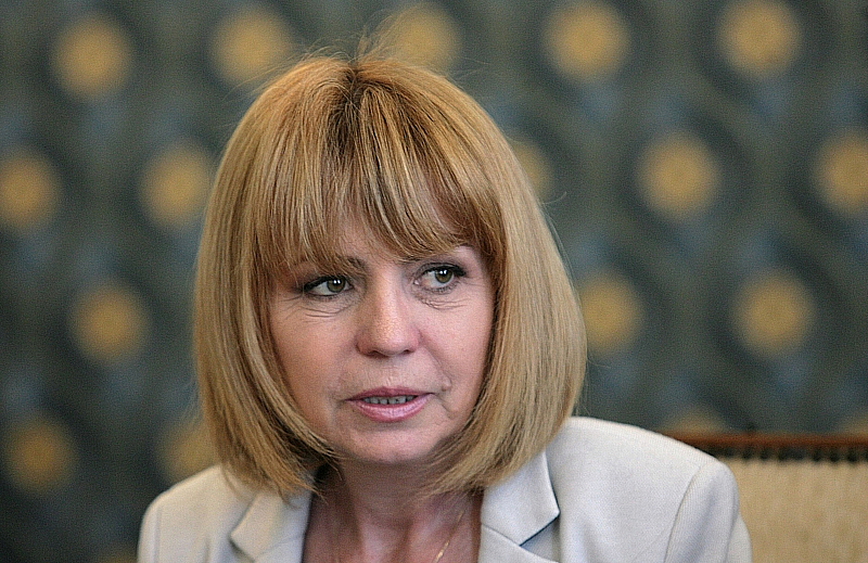 Фандъкова си приписа заслуги на екипа на Иванчева за преместване