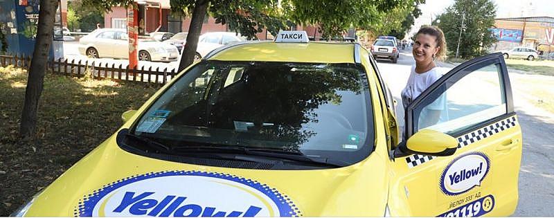 Журналистката Миролюба Бенатова стана шофьор на такси. За това съобщи
