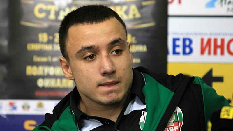 Снимка: Българин със злато на световното по бокс