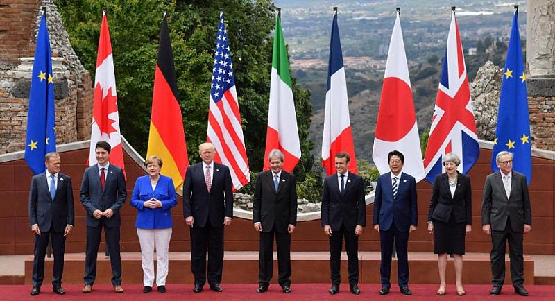 За добро начало на срещата на лидерит на Г-7 на