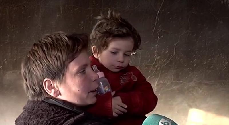 Снимка: Семейство с малки деца бедства, след като пожар унищожи покъщината