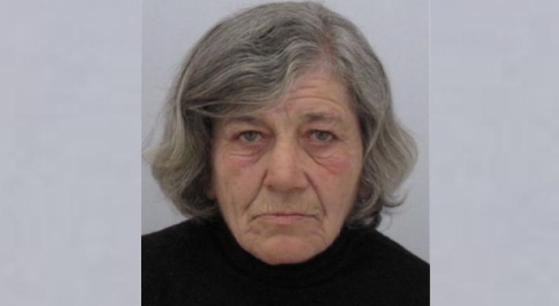 Столичната полиция издирва Здравка Велкова Дамянова на 65 години.Жената е