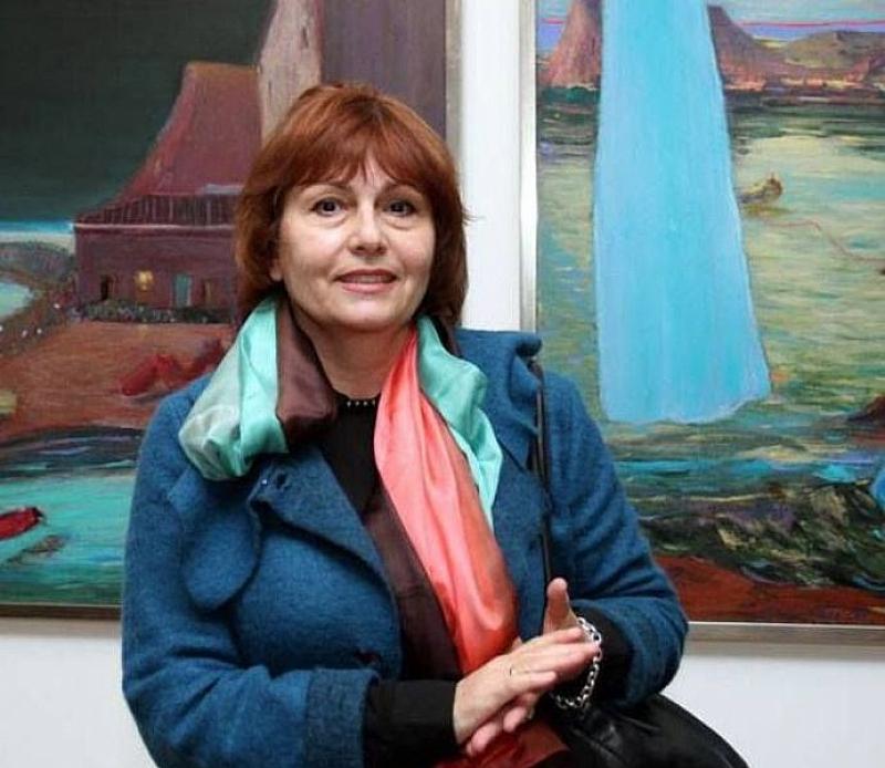 Художничката с множество награди Долорес Дилова представя най-новата си изложба
