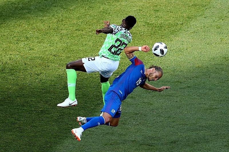 Отборът на Нигерия победи с 2:0 Исландия във втория мач