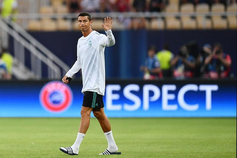 """Хиляди фенове на """"Реал"""" Мадрид се събират около стадион """"Олимпийски"""","""
