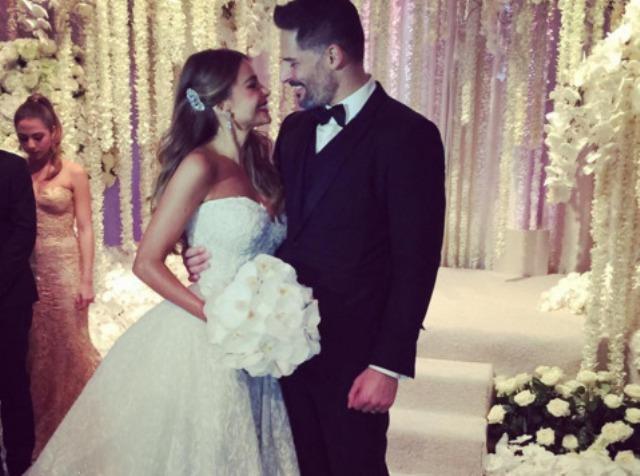 Вижте сватбата на годината