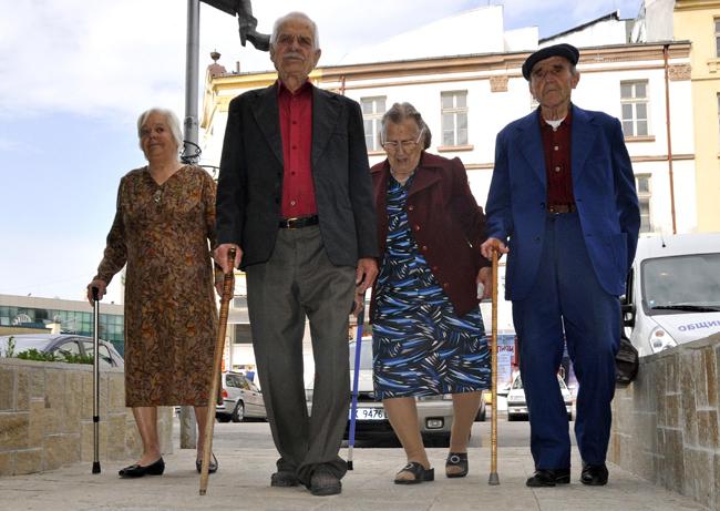 По данни на НОИ пенсиите на 4794 пенсионери за над