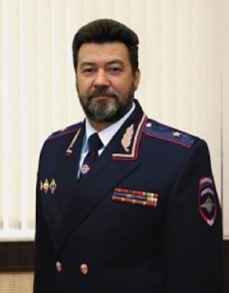 """Генерал-майор Тимур Валиулин, шеф на направлението """"Борба с екстремизма"""" на"""