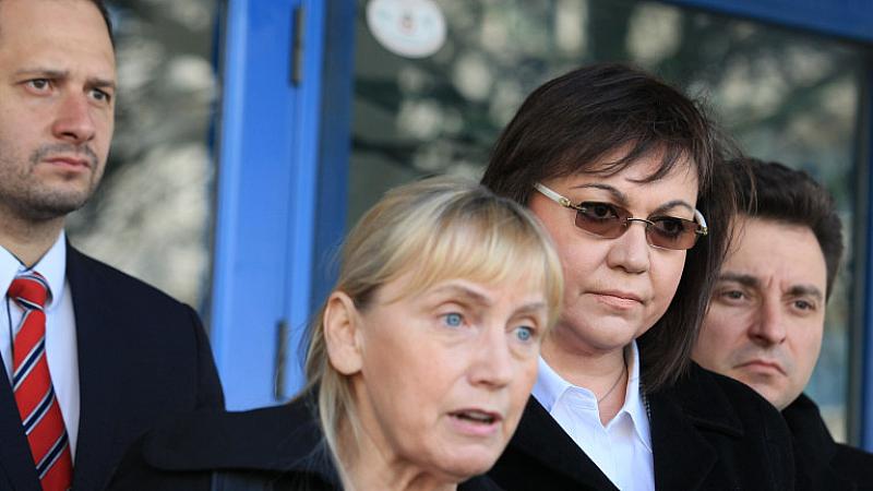 Елена Йочева спечели срещу лидера на ПЕС Сергей Станишев битката
