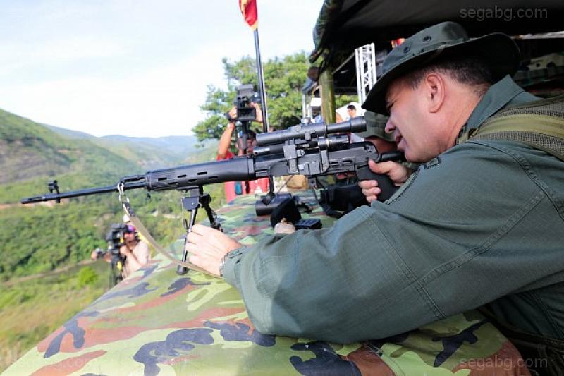 Снимка: Венецуелски войници стреляха по цивилни на протест