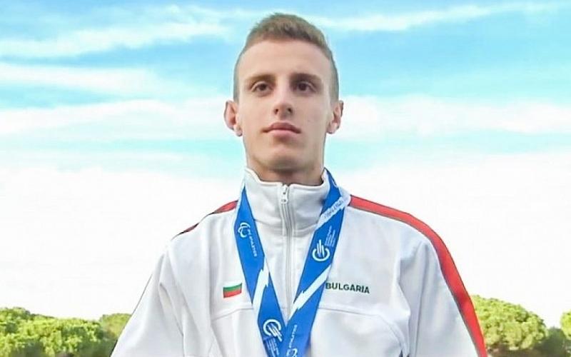 Първи златен медал за България от европейския шампионат за параатлети
