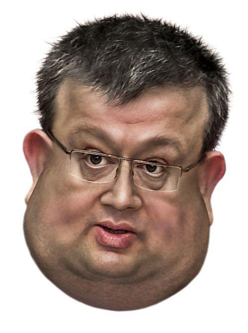 Г-н Цацаров, настъпихте мина