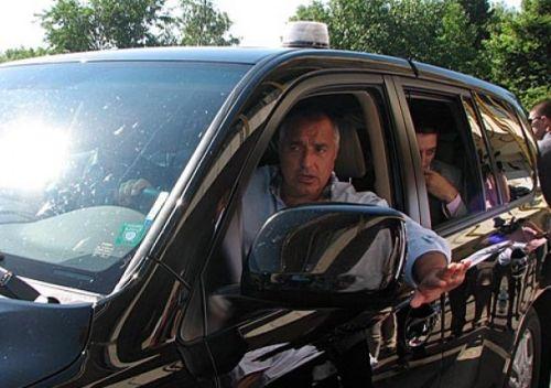 Вардаааа, иде Борисов с джипа! Пропадането...