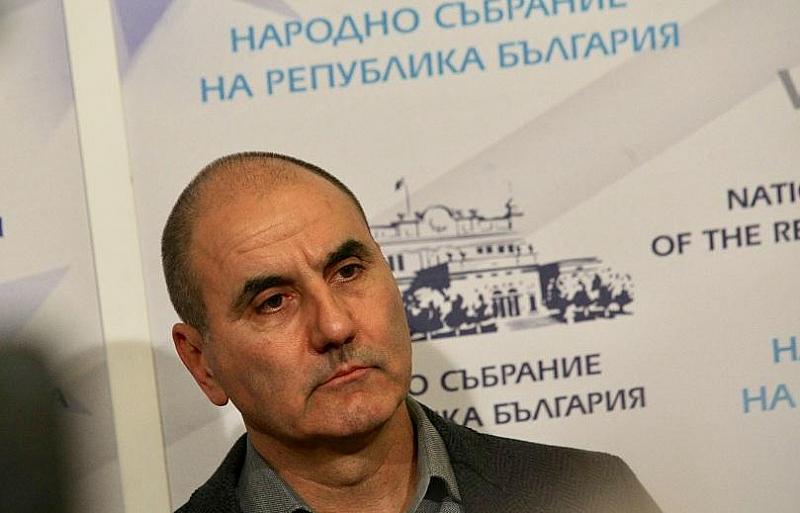 Изпълнителната комисия на ГЕРБ е стигнала до решение Цветан Цветанов