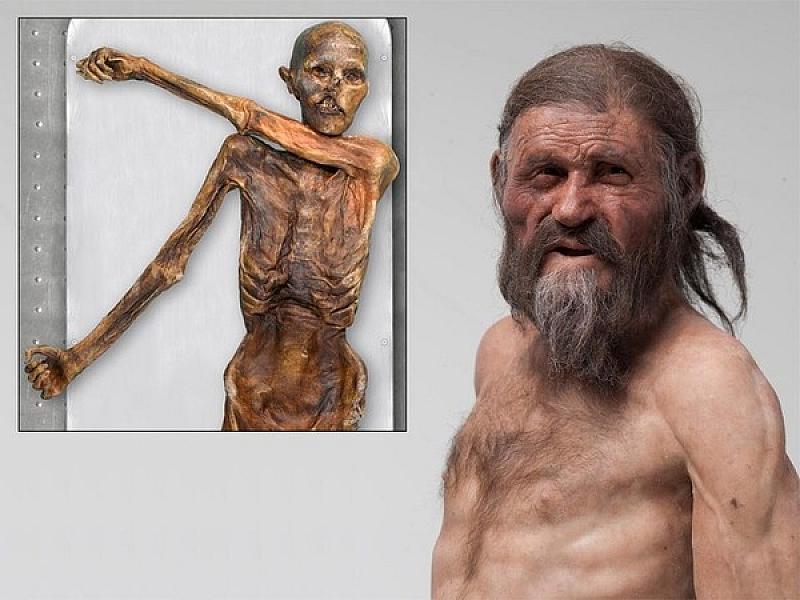 Един от най-старите човеци, открит от учените досега несъмнено е