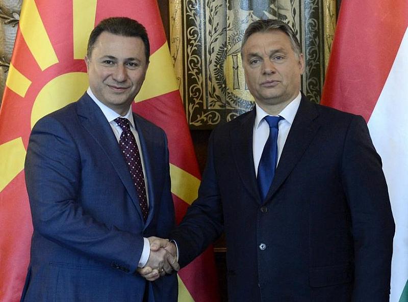 Резултат с изображение за Любчо Нешков: Груевски може да е избягал в Унгария с български паспорт