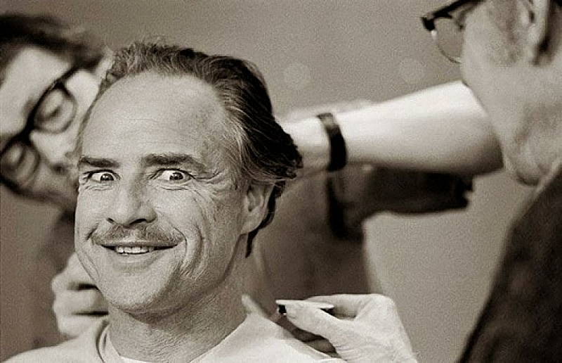 Невероятен, луд, гениален – що е то? Марлон Брандо, естествено.