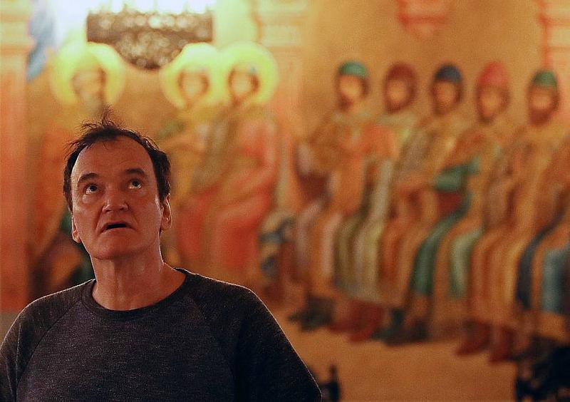 Режисьорът Куентин Тарантино изяви желание да бъде погребан в Кремъл.