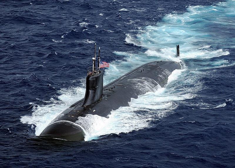 Съединените американски щати вече притежават две нови атомни подводници от