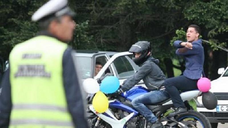 """От днес започват специалните мерки от страна на """"Пътна полиция"""","""
