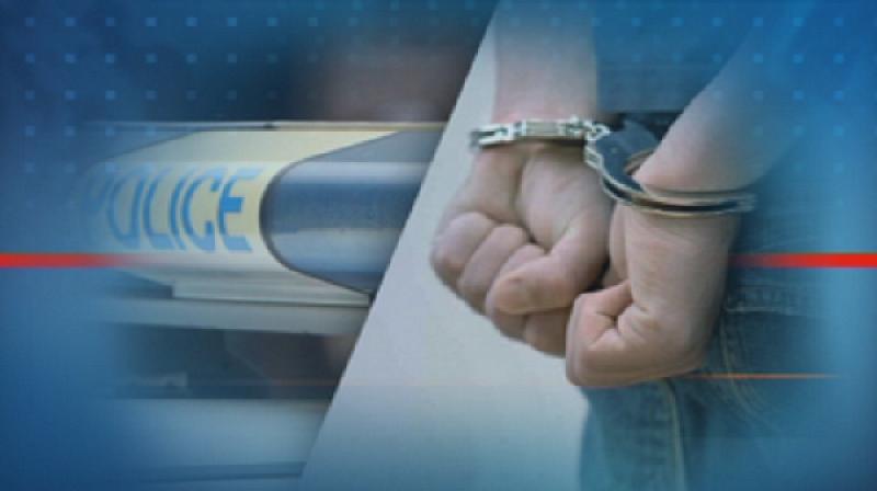 9 от задържаните за рекет, изнудване и разпространение за наркотици