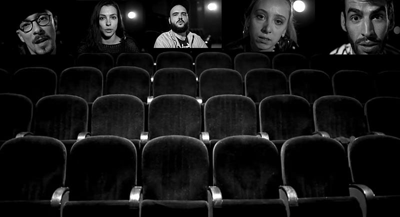 Актьори и поети записаха свое послание към кафявите медии и