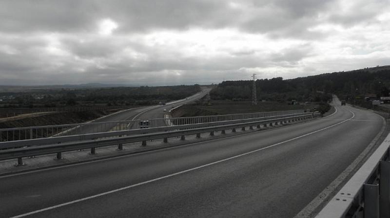 """Строителната фирма, която изгради автомагистрала """"Струма"""" от Кулата до Сандански,"""