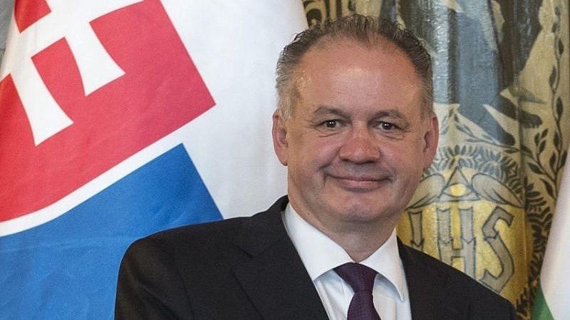 Политическа криза в Словакия, след като президентът Андрей Киска отказа