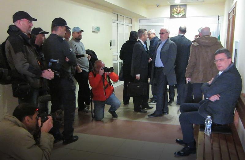 """Снимка: Бисер Лазов зацикли в показанията си по """"Делото КТБ"""""""