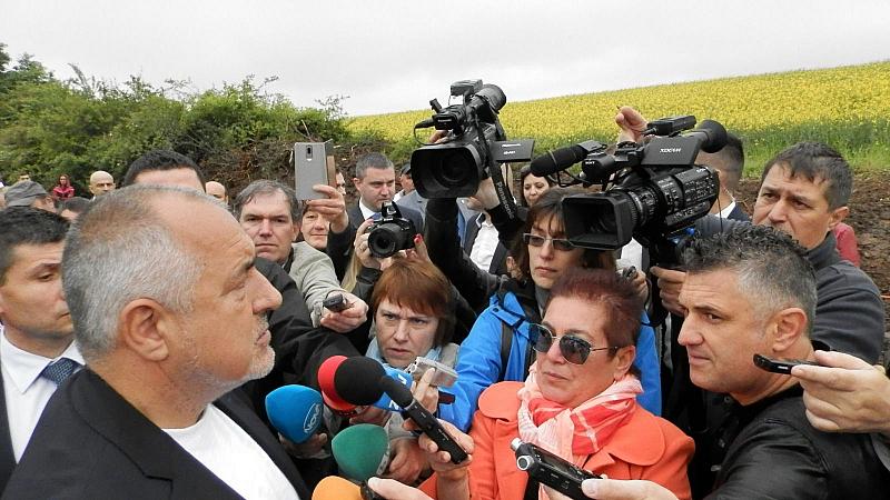 "До октомври догодина автомагистрала ""Хемус"" между Варна и Търговище ще"