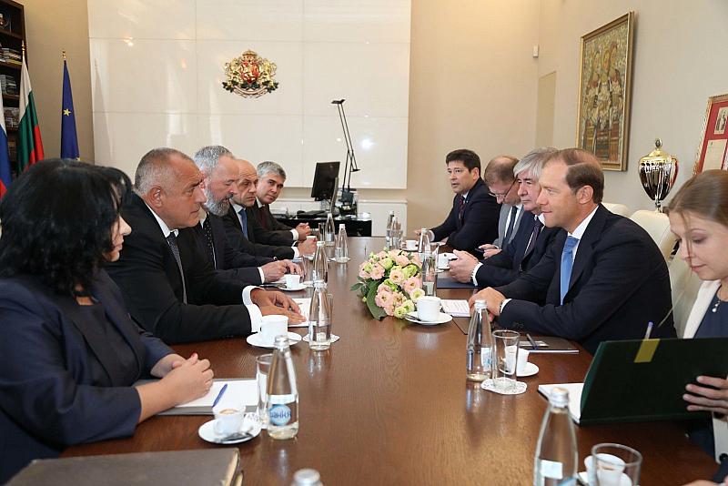 Връзките между България и Русия се основават на дългогодишни исторически