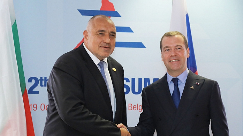 Засилването на партньорството между България и Русия в сферата на