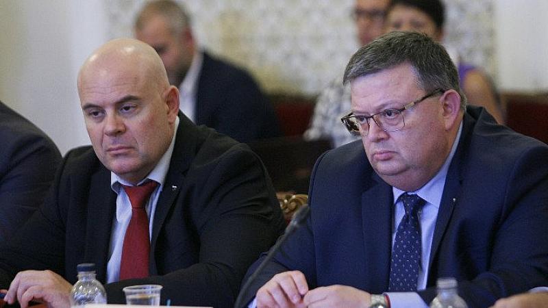 Иван Гешев е първият кандидат за нов главен прокурор, съобщи