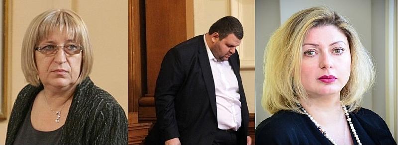 Зорница Даскалова, шеф на Агенцията по вписванията веднага да подаде