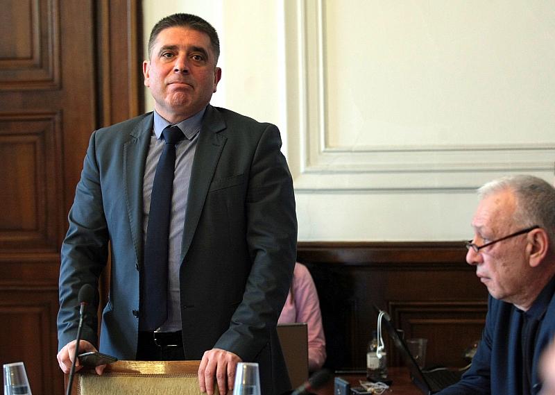 Снимка: Правната комисия отхвърли ветото на президента върху НК