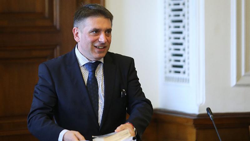 Снимка: Кирилов: Случайно отпуската на Пламен Георгиев съвпада с промените в антикорупционния закон
