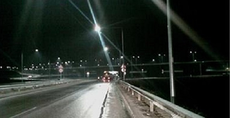 """Недоволни перничани и тази вечер блокираха пътен възел """"Даскалово"""" и"""