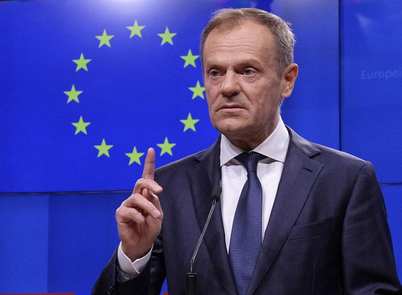Европейската народна партия избра бившия президент на Европейския съвет Доналд